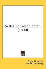 Seltsame Geschichten (1890)