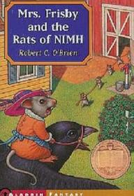 Mrs. Frisby and the Rats of NIMH (Rats of NIMH, Bk 1)
