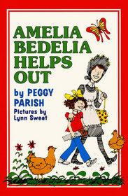 Amelia Bedelia Helps Out Parrish