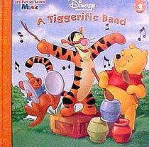 A Tiggerific Band (It's Fun To Learn, Bk 3)