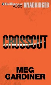 Crosscut (Evan Delaney, Bk 4) (Audio CD) (Unabridged)