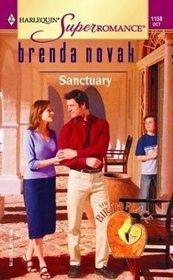 Sanctuary: The Birth Place (Harlequin Superromance No. 1158)
