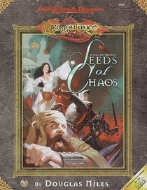 Seeds of Chaos (ADD/Dragonlance 5th Age Chaos War Adventure)