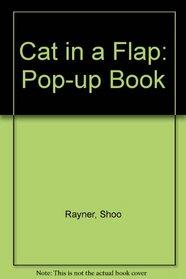 Cat in a Flap: Pop-up Book