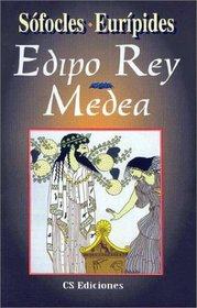 Edipo Rey - Medea (Spanish Edition)
