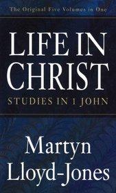 Life in Christ : studies in 1 John