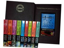 J. D. Robb, Nora Roberts Death Series Collection: Origin in Death, Ceremony in Death, Vengeance in Death, Glory in Death, Naked in Death, Immortal In Death, Innocent In Death, Creation