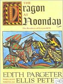 The Dragon at Noonday: The Brothers of Gwynedd, Book 2