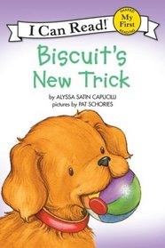 Biscuit's New Trick (My First I Can Read)