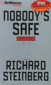 Nobody's Safe (Audio Cassette) (Abridged)