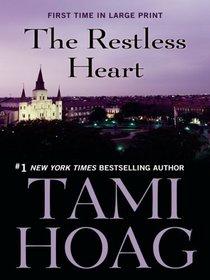 The Restless Heart  (Doucet, Bk 1) (Large Print)