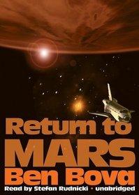 Return to Mars (Library Binding)