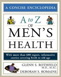 The A to Z of Men's Health (Amaranth Books)