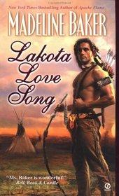 Lakota Love Song (Signet Historical Romance)