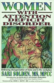 Women with Attention Deficit Disorder : Spanish-Language Edition
