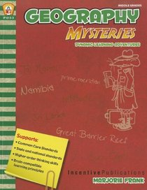 Geography Mysteries: Dynamic Learning Adventures