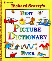 Best Picture Dictionary Ever! (Giant Little Golden Book)