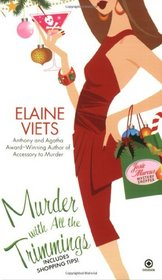 Murder With All the Trimmings (Josie Marcus, Mystery Shopper, Bk 4)