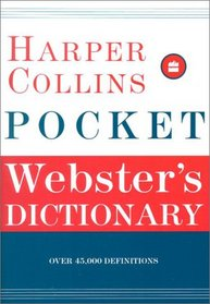 HarperCollins Pocket Webster's Dictionary
