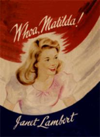Whoa, Matilda!