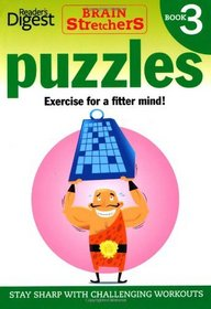 Puzzles: No. 3: Exercises for a Fitter Mind! (Brainstretchers)