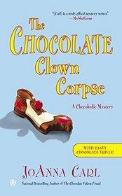 The Chocolate Clown Corpse (Chocoholic, Bk 14)