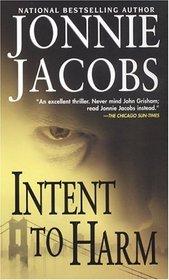 Intent to Harm (Kali O'Brien, Bk 6)