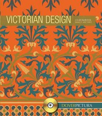 Victorian Design (Dover Pictura)