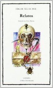 Relatos / Stories (Letras Universales / Universal Writings) (Spanish Edition)