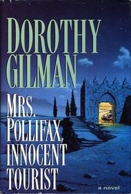 Mrs. Pollifax, Innocent Tourist (Mrs Pollifax, Bk 13) (Audio Cassette) (Unabridged)