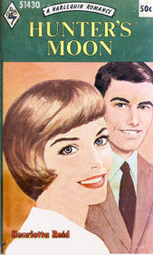 Hunter's Moon (Harlequin Romance, No 1430)