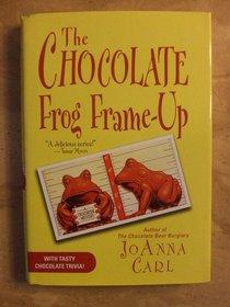 The Chocolate Frog Frame-Up (Chocoholic, Bk 3)