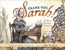 Thank You Sarah (The Woman Who saved Thanksgiving)