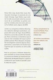 El murci�lago / The Bat (Serie: Harry Hole #1) (Spanish Edition)