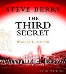 The Third Secret (Audio CD) (Abridged)