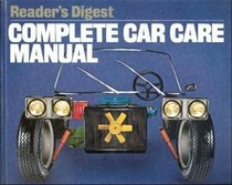 Readers Digest Complete Car Care Manual