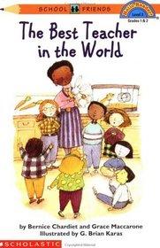 The Best Teacher in the World (Hello Reader!, Level 3)