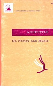 On The Art of Poetry: With a Supplement on Music