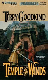 Temple of the Winds (Sword of Truth, Bk 4) (Audio CD) (Unabridged)