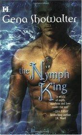 The Nymph King (Atlantis, Bk 3)