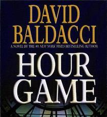 Hour Game (Sean King & Michelle Maxwell, Bk 2) (Audio CD) (Abridged)
