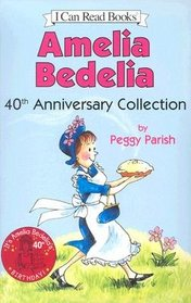 Amelia Bedelia 40th Anniversary Collection (I Can Read Book 2)