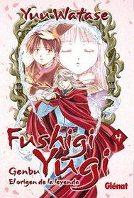 Fushigi Yugi Genbu 4 El origen de la leyenda / the Origin of Legend (Spanish Edition)
