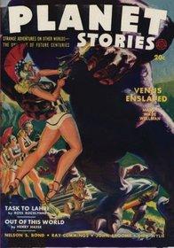 Planet Stories - Summer/42: Adventure House Presents: