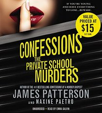 The Private School Murders (Confessions, Bk 2) (Audio CD) (Unabridged)