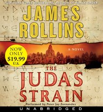The Judas Strain Low Price CD