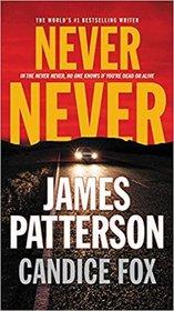 Never Never (Detective Harriet Blue, Bk 1)