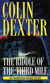 The Riddle of the Third Mile (Inspector Morse, Bk 6)