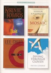 Readers Digest Select Editions, Vol 280: Bait / Mosaic / One Shot / Diving Through the Clouds