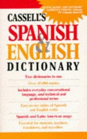 Cassell's Concise Spanish-English English-Spanish Dictionary